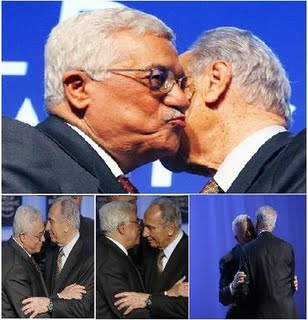 >Report: Abbas, Peres held secret talks