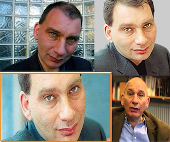 """I am becoming a Jew"" (Nick Cohen)"