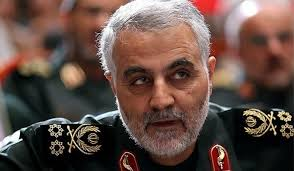 Alleged photo surfaces of Quds Force spy with Qassem Soleimani ...
